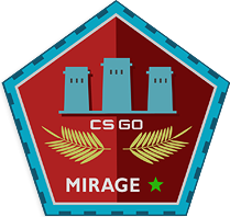 how to get a badge in game csgo